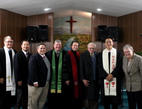 MID-AMERICA ORDINATIONS IN FEBRUARY